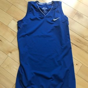 Nike Pro Combat Compression Top - L
